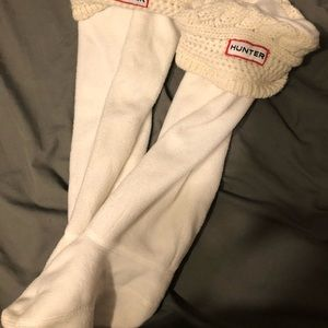 Hunter Rainboot socks